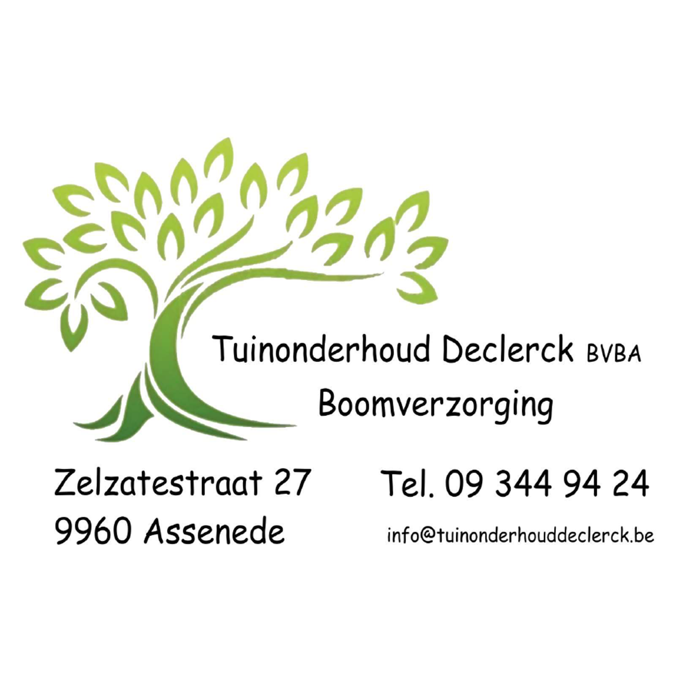 Tuionderhoud Declerck